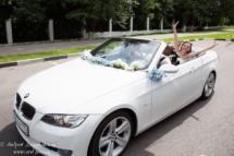 Аренда кабриолета в Москве