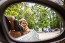 Аренда кабриолета в Москве. Фотосессия